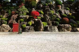 円福寺駐車場