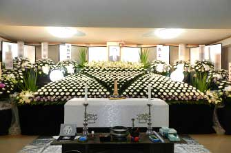 円福寺 花祭壇イメージ