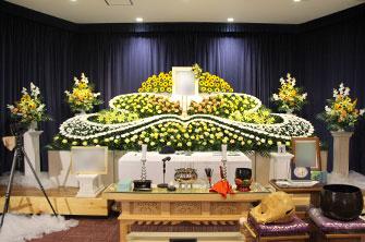 大式場花祭壇イメージ