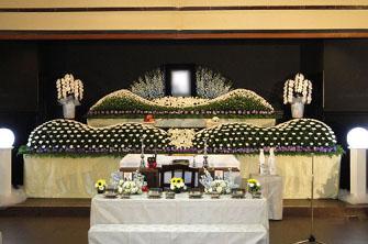 八王子市営斎場第一式場内祭壇