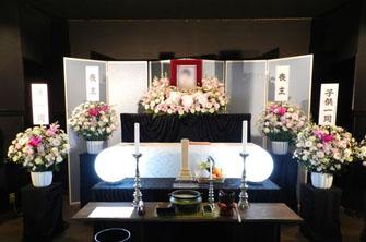 八王子市営斎場第二式場内祭壇
