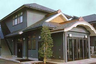浄弘寺門信徒会館外観