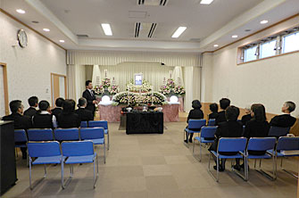 小平サポートセンター第一式場