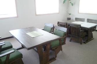 無門庭園 別館 みのり 2F控室兼お清め室