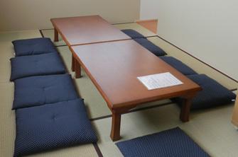 無門庭園 別館 みのり 2F控室(和室)