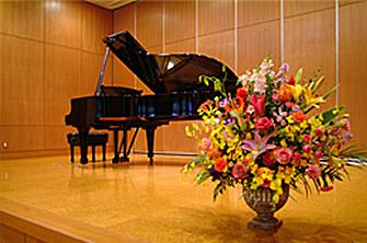 ピアノ スタインウェイ 音楽葬に