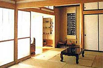 水谷庵和室