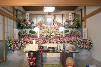 花祭壇イメージ