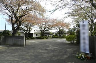 立川市斎場外観